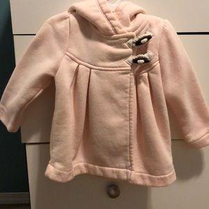 ❗️BOGO 1/2 off ❗️baby Gap pink cotton pea coat